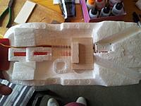 Name: 34 Top deck Ducting Filler block.jpg Views: 172 Size: 184.9 KB Description: