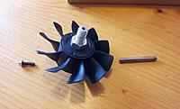 Name: 01 Balancer shafts.jpg Views: 86 Size: 130.5 KB Description: CS10 rotor unit, and the balancer 'pointed' shafts