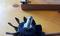 Name: 03 Balancer front shaft.jpg Views: 77 Size: 113.0 KB Description: Short front end 'pointed' shaft