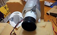 Name: 33 Fuselage - fan & thrust tube.jpg Views: 123 Size: 135.2 KB Description: