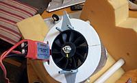 Name: 41 EDF - CS10 inserted with Detrum 60A ESC.jpg Views: 106 Size: 132.4 KB Description: