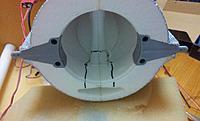 Name: 43 Fuselage - forward half ESC channel.jpg Views: 83 Size: 127.0 KB Description: