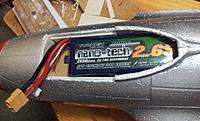 Name: 62 Fuselage - battery tray fitted.jpg Views: 78 Size: 215.6 KB Description: