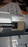 Name: 139 Main gear - Alloy cross plate.jpg Views: 60 Size: 55.2 KB Description: