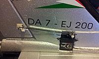 Name: 35 Rudder servo and linkage.jpg Views: 48 Size: 145.1 KB Description: