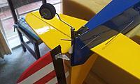 Name: 16 Tail wheel.jpg Views: 152 Size: 121.0 KB Description: