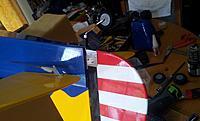 Name: 19 Tail wheel plate.jpg Views: 131 Size: 120.1 KB Description: