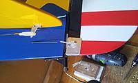 Name: 20 Tail wheel plate.jpg Views: 142 Size: 105.8 KB Description: