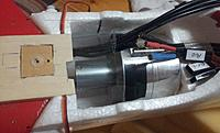 Name: 90 Alloy Wemo EVO and thrust tube.jpg Views: 85 Size: 593.6 KB Description: