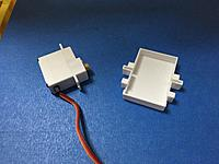 """Name: 10 Servo mount test.jpg Views: 241 Size: 683.6 KB Description: This is a """"low"""" version just to test dimensions"""