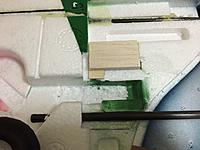 Name: 019 Retract mount alignment spacers.JPG Views: 123 Size: 160.0 KB Description: