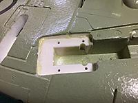 Name: 076 Retract mount back in - a bit of Polyurethane ooze.JPG Views: 96 Size: 103.5 KB Description: