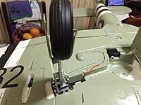 Name: 078 All re-assembled and some gap from wheel to fairing.JPG Views: 94 Size: 489.4 KB Description: