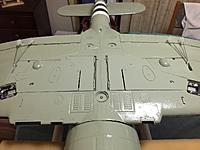 Name: 080 Gear doors and fairings all close up perfectly.JPG Views: 81 Size: 473.2 KB Description:
