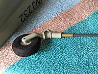 Name: 101 Brass bush on the new leg pin.JPG Views: 91 Size: 835.0 KB Description: