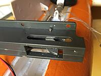 Name: 023 Front Retract pin coming out.JPG Views: 94 Size: 488.3 KB Description: