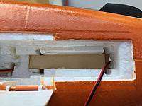 Name: 031 Nose retract basswood ply plate.JPG Views: 69 Size: 98.8 KB Description: