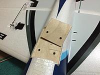 Name: 005 Landing gear plywood plate.JPG Views: 66 Size: 471.9 KB Description:
