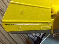 Name: 039 Rudder carbon fiber strip.JPG Views: 79 Size: 73.8 KB Description: