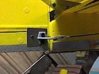 Name: 043 Rudder plate installed.JPG Views: 65 Size: 79.9 KB Description: