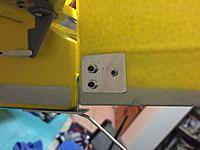 Name: 044 Rudder plate installed.JPG Views: 63 Size: 465.7 KB Description: