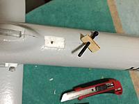 Name: 46 Fin bolt mounting plate.JPG Views: 35 Size: 77.6 KB Description:
