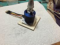 Name: 67 Plywood motor mount.JPG Views: 36 Size: 554.2 KB Description: