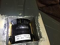 Name: 17 80amp Rotorstar ESC put in front of EDF.JPG Views: 46 Size: 103.8 KB Description: