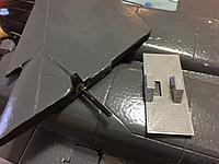 Name: 11 HStab 3D Printed pivot block.JPG Views: 44 Size: 646.3 KB Description: