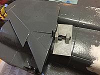 Name: 12 HStab 3D Printed pivot block.JPG Views: 36 Size: 662.1 KB Description: