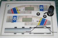 Name: 30XWHITE8PARTS.jpg Views: 90 Size: 92.0 KB Description: New White 8 fuselage sides.