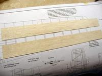"""Name: Photo_26.jpg Views: 336 Size: 90.5 KB Description: The leading edge is made from four panels made up from eight pieces cut from 1/32"""" sheet balsa."""