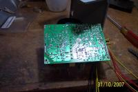Name: 100_3657.jpg Views: 601 Size: 84.1 KB Description: Vista inferior del circuito impreso.