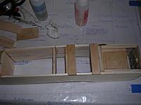 Name: FF 009 Fuse with landing gear blocks.jpg Views: 85 Size: 159.1 KB Description: