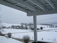 Name: View out the front door looking towards town.jpg