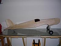 Name: S 099 Finished bare fuselage.jpg Views: 134 Size: 121.7 KB Description: