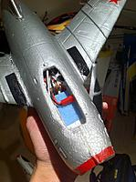 Name: Mig15 battery bay.jpg Views: 198 Size: 143.0 KB Description: Plenty of space for batteries. The steel rod is just stored loose in there after a crash ripped it off the bottom