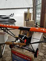 Name: 20170915_131302.jpg Views: 28 Size: 408.5 KB Description: Bought as is...... FA90R3 never run and ARF never flown.