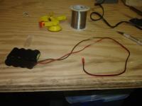 Name: solderdone.jpg Views: 159 Size: 50.4 KB Description: Finished battery.  Or is it?