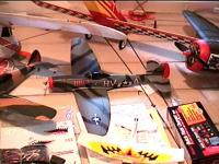 Name: Dzl1C6.jpg Views: 84 Size: 53.9 KB Description: Cox warbird P-47. 3 channel. RTF..cheap thrill! Its big brother E-flite P47-D is behind it..