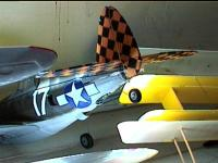 Name: tail-wheel.jpg Views: 84 Size: 38.9 KB Description: eflite P47-D..this is the only photo I have of it for some reason..It is also a very good plane..