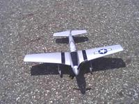Name: !cid__media1.jpg Views: 174 Size: 51.1 KB Description: Mustang at todays Test flight.