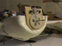 Name: DSC04544.jpg Views: 988 Size: 29.9 KB Description: Simple basswood mount. Spent about 10 minutes making it.