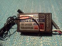 Name: Hitec receiver Old Airtronics style.jpg Views: 48 Size: 67.9 KB Description: Hitec Super Slim - Old Airtronics Style