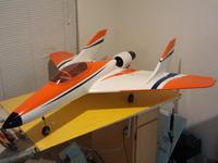 Name: Cobra II 001.jpg Views: 178 Size: 66.2 KB Description: My Falcon 120 wing conversion.