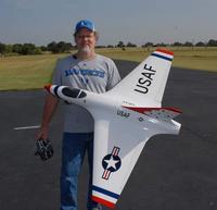 Name: LL_Lee_and_Jet.jpg Views: 162 Size: 73.4 KB Description: My 180 mph+ scratch built Q-2.5,  X-Plane
