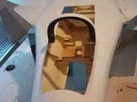 Name: project rafale 005.jpg Views: 169 Size: 58.6 KB Description: cockpit area showing nose gear mount