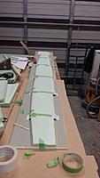 Name: 20140529_065348.jpg Views: 96 Size: 228.8 KB Description: Cores joined and taped in place