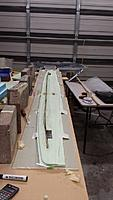 Name: 20140531_180439.jpg Views: 122 Size: 248.2 KB Description: Spar and tip weight, opps was going to add rear spar.