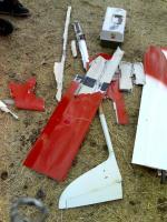Name: tragi 705x crash.jpg Views: 904 Size: 137.6 KB Description: plastics fantastic till it hits the ground:(